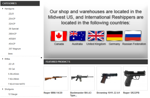 Contract Killers & Arms Dealers – The violent side of the Deep Web